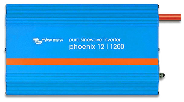 VICTRON PHOENIX 180VA – 1200VA PURE SINE WAVE DC-AC SOLAR INVERTER
